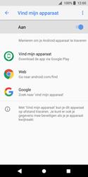 Sony Xperia XZ2 Compact - Beveiliging en privacy - Zoek mijn mobiel activeren - Stap 8