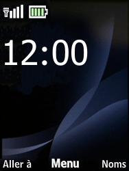 Nokia 2730 classic - Internet - navigation sur Internet - Étape 1