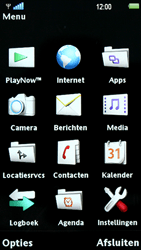 Sony Ericsson U5i Vivaz - Internet - Hoe te internetten - Stap 2