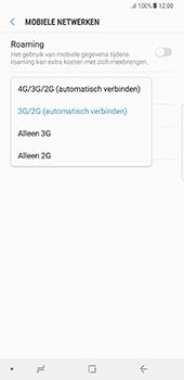 Samsung Galaxy Note 8 - 4G instellen  - Toestel instellen voor 4G - Stap 7