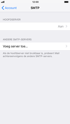 Apple iPhone 7 - iOS 12 - E-mail - Handmatig instellen - Stap 20
