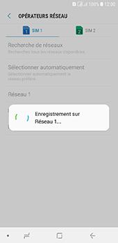 Samsung Galaxy A6 - Réseau - utilisation à l'étranger - Étape 14