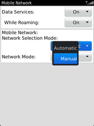 BlackBerry 9810 Torch - Network - Usage across the border - Step 6