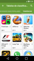 LG K4 - Aplicações - Como pesquisar e instalar aplicações -  12