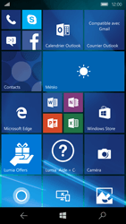 Microsoft Lumia 950 - Applications - Supprimer une application - Étape 1