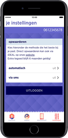 Apple iPhone XS - apps - hollandsnieuwe app gebruiken - stap 14