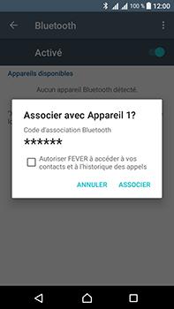 Sony Xperia L1 - WiFi et Bluetooth - Jumeler votre téléphone avec un accessoire bluetooth - Étape 7