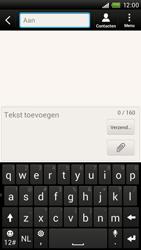 HTC S728e One X Plus - MMS - afbeeldingen verzenden - Stap 3
