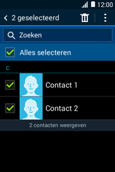 Samsung Galaxy Young2 (SM-G130HN) - Contacten en data - Contacten overzetten via Bluetooth - Stap 7