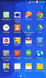 Samsung G355 Galaxy Core 2 - SMS - configuration manuelle - Étape 3