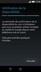 HTC Desire 510 - Premiers pas - Créer un compte - Étape 16
