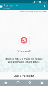Samsung N910F Galaxy Note 4 - E-mail - e-mail versturen - Stap 3