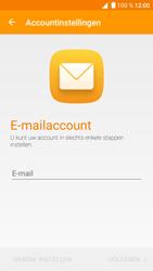 Alcatel Shine Lite - E-mail - Handmatig instellen - Stap 5