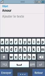Samsung Wave 723 - E-mails - Envoyer un e-mail - Étape 9