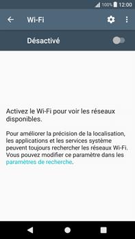 Sony Xperia XA1 Plus - WiFi et Bluetooth - Configuration manuelle - Étape 5