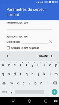 Acer Liquid Zest 4G Plus - E-mail - Configuration manuelle - Étape 22