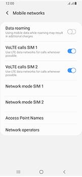 Samsung Galaxy A40 - MMS - Manual configuration - Step 6