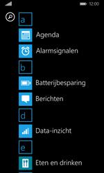 Microsoft Lumia 532 - MMS - Afbeeldingen verzenden - Stap 2