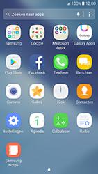 Samsung Galaxy A5 (2017) - MMS - hoe te versturen - Stap 2