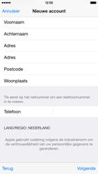 Apple iPhone 6 - Applicaties - Account instellen - Stap 24
