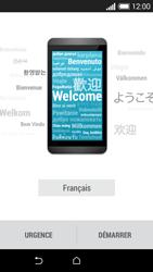 HTC Desire 510 - Premiers pas - Créer un compte - Étape 3