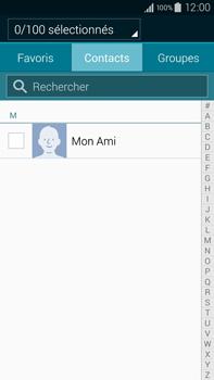 Samsung Galaxy Note 4 - E-mails - Envoyer un e-mail - Étape 6