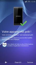 Sony Xpéria E3 - Premiers pas - Créer un compte - Étape 30