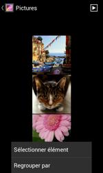 Bouygues Telecom Bs 401 - Photos, vidéos, musique - Envoyer une photo via Bluetooth - Étape 6