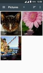 Alcatel Pixi 4 (4) - E-mail - Hoe te versturen - Stap 15
