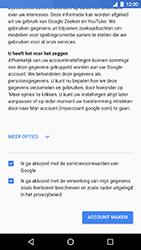 LG Nexus 5X - Android Oreo - Applicaties - Account instellen - Stap 16