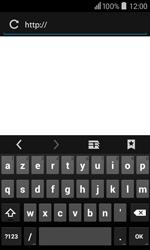 Acer Liquid Z200 - Internet - Navigation sur internet - Étape 4
