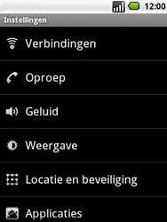 LG P350 Optimus Me - Bluetooth - Headset, carkit verbinding - Stap 4