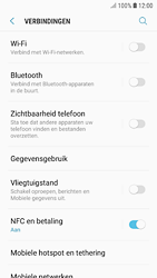 Samsung galaxy-s7-android-oreo - WiFi - Mobiele hotspot instellen - Stap 5