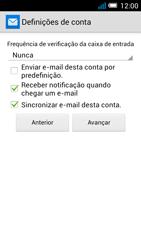 Alcatel POP C7 - Email - Configurar a conta de Email -  20