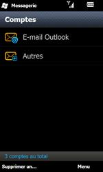 Samsung I8000 Omnia II - E-mail - envoyer un e-mail - Étape 3