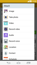 LG G3 (D855) - MMS - Sending pictures - Step 13