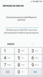 Samsung Galaxy J3 (2017) - Sécuriser votre mobile - Activer le code de verrouillage - Étape 9