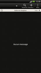 HTC Z520e One S - E-mail - envoyer un e-mail - Étape 3
