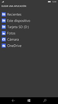 Microsoft Lumia 950 XL - E-mail - Escribir y enviar un correo electrónico - Paso 10