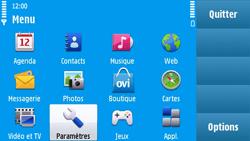 Nokia N97 - Internet - configuration manuelle - Étape 4