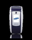 Samsung E700 - Internet - Overzicht mogelijkheden - Stap 5