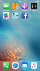Apple iPhone 6 met iOS 9 (Model A1586) - Privacy - Privacy instellingen van Facebook aanpassen - Stap 3