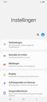 Samsung Galaxy A50 - Netwerk - gebruik in het buitenland - Stap 7