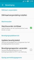 Samsung A500FU Galaxy A5 - Beveiliging en ouderlijk toezicht - Hoe wijzig ik mijn SIM PIN-code - Stap 5