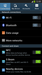 Samsung I9295 Galaxy S IV Active - Network - Usage across the border - Step 4