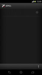 Sony LT30p Xperia T - Internet - Handmatig instellen - Stap 9