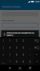 HTC Desire 510 - E-mails - Ajouter ou modifier un compte e-mail - Étape 13