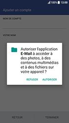 HTC 10 - Android Nougat - E-mail - Configuration manuelle - Étape 17