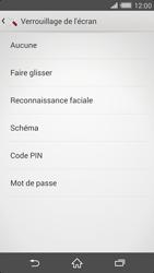 Sony Xperia Z2 - Sécuriser votre mobile - Activer le code de verrouillage - Étape 6