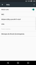 BlackBerry DTEK 50 - Funciones básicas - Activar o desactivar el modo avión - Paso 6